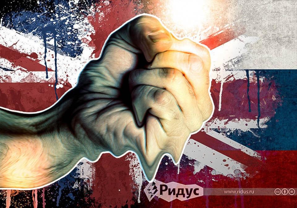 «Изолируйте их!»: британцы в…
