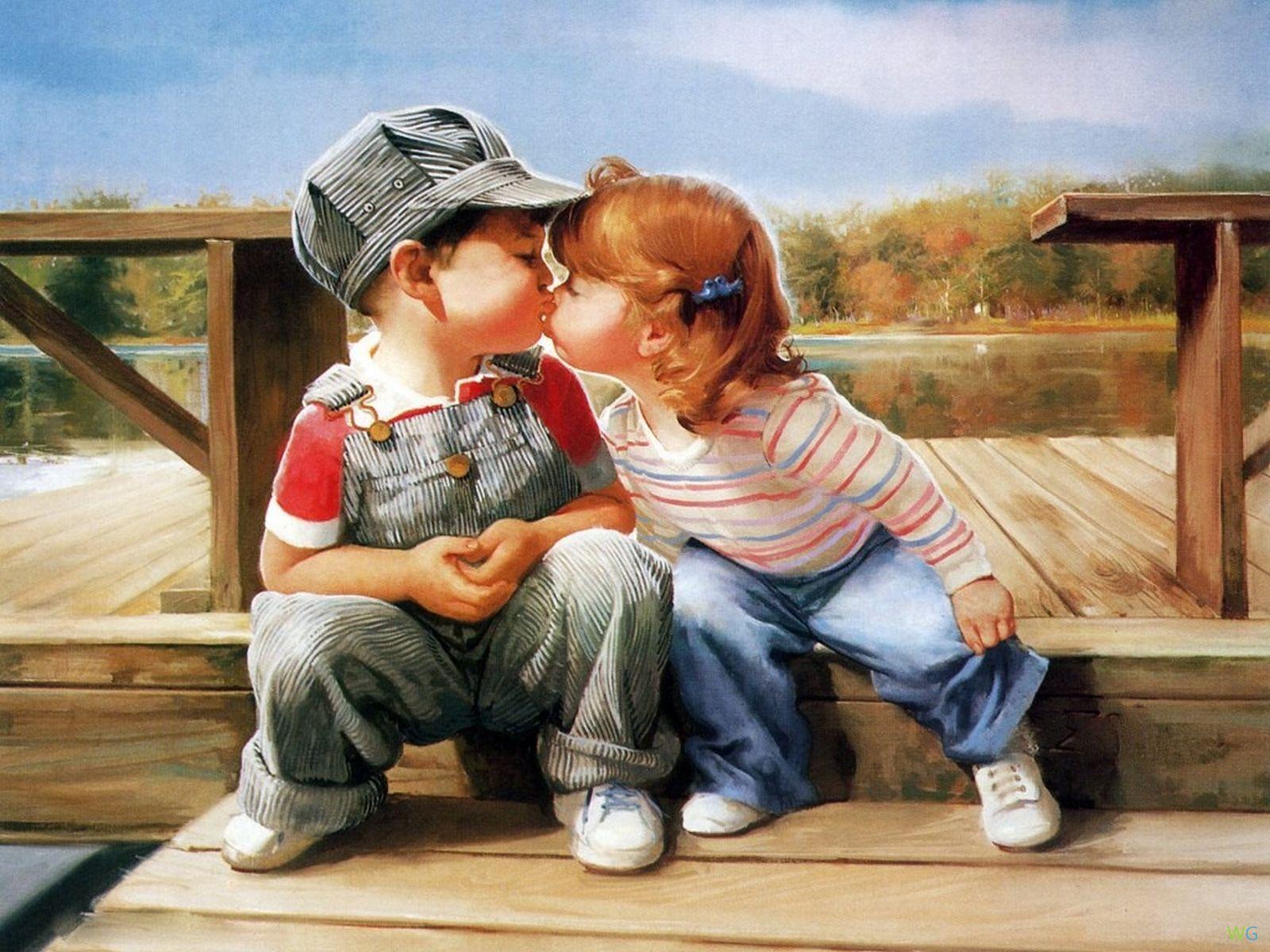 12 причин целоваться с близкими как можно чаще