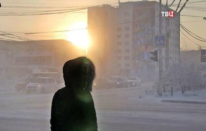 На Центральную Россию надвигаются аномальные морозы