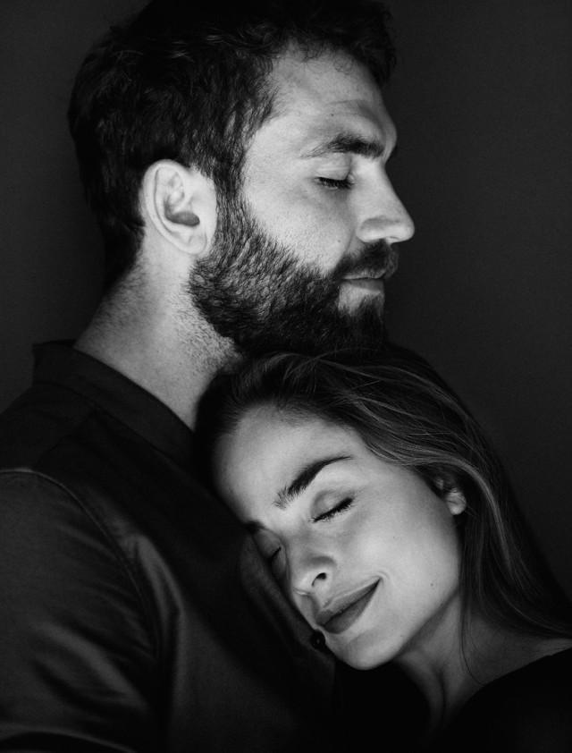 ФОТОШЕДЕВРЫ. Светлые портреты влюблённых пар