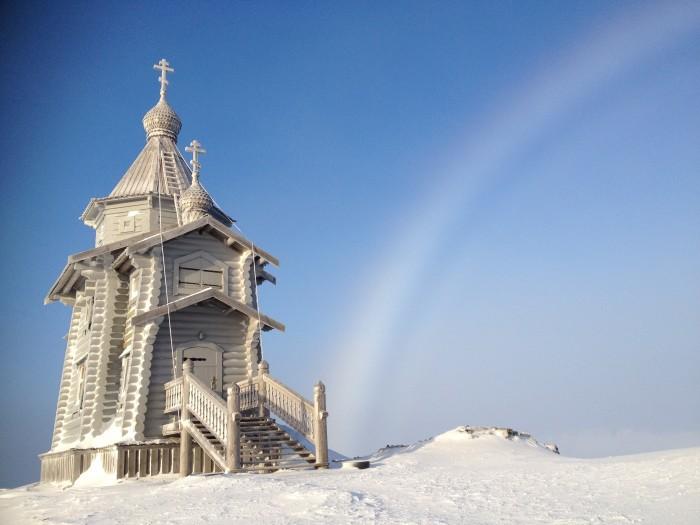 Антарктида православная
