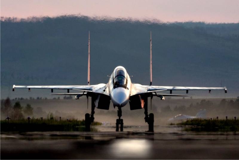 Неафишируемые сетевые способности Су-30СМ и Су-35С. Есть ли шанс догнать связку F-35A и IBCS? ввс,оружие