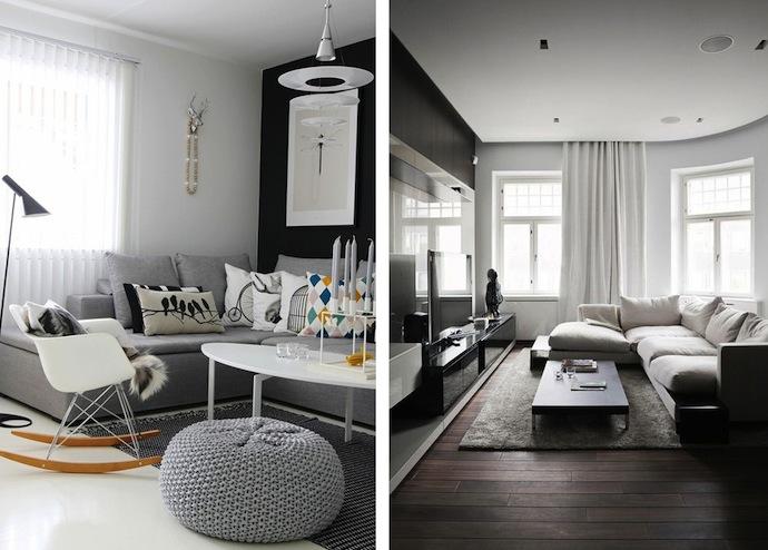 Комната с низкими потолками