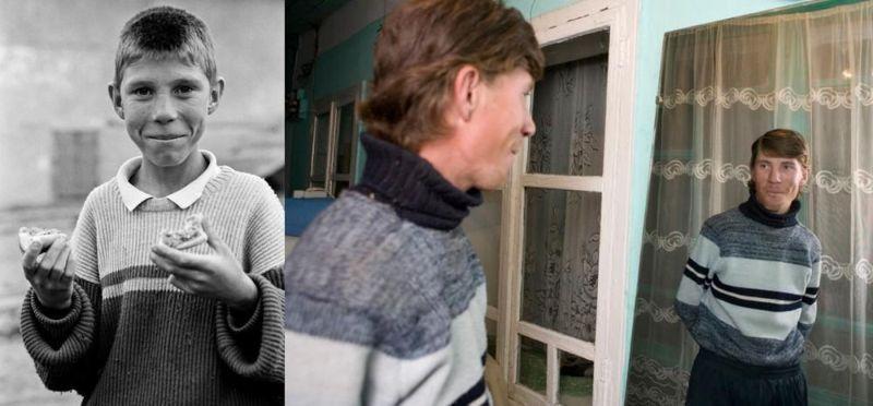 Румынские сироты 20 лет спустя после встречи с фотографом. Как жизнь всё расставляет