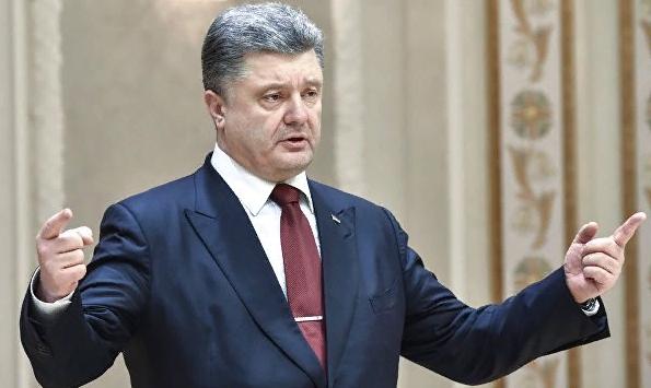 Порошенко выступил с новым обращением к НАТО
