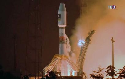 """""""Союз"""" успешно вывел на орбиты спутники системы Galileo"""