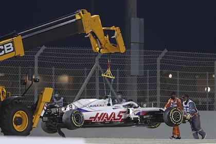 Бывший пилот «Формулы-1» призвал выгнать россиянина Мазепина из гоночной серии Спорт