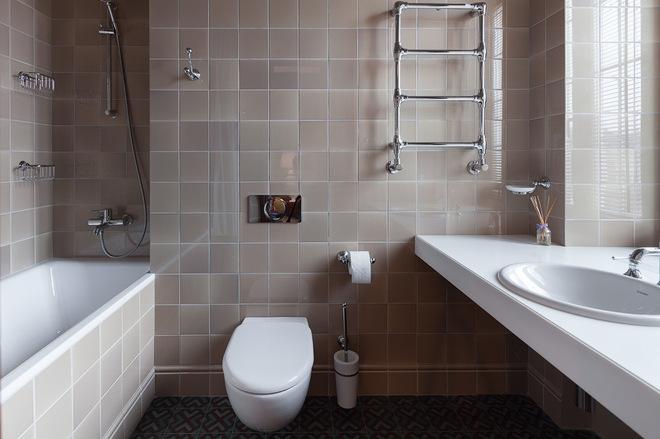 Современный Ванная комната by ANC concept