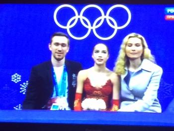Алина Загитова - олимпийская чемпионка по фигурному катанию на Олимпиаде-2018