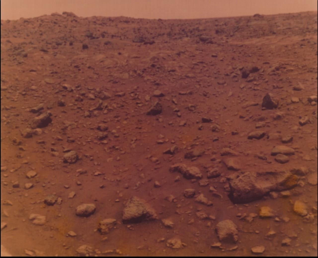 mars surface description - HD1412×800