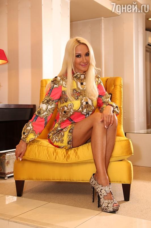 Лера Кудрявцева купила сыну квартиру