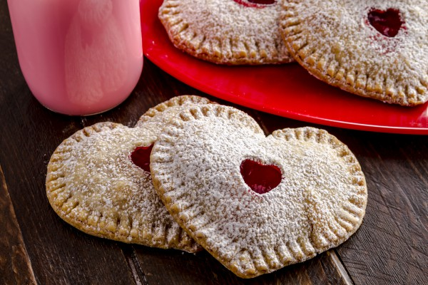 Рецепты на День Валентина: П…