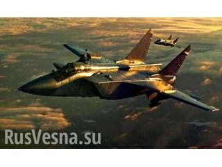 Короли стратосферы: самые высотные боевые самолеты России и США