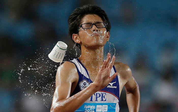 Лучшие спортивные фотографии…