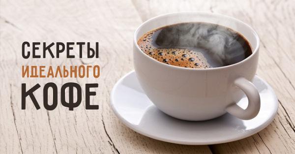 Как приготовить идеальный кофе: 7 секретов от бариста