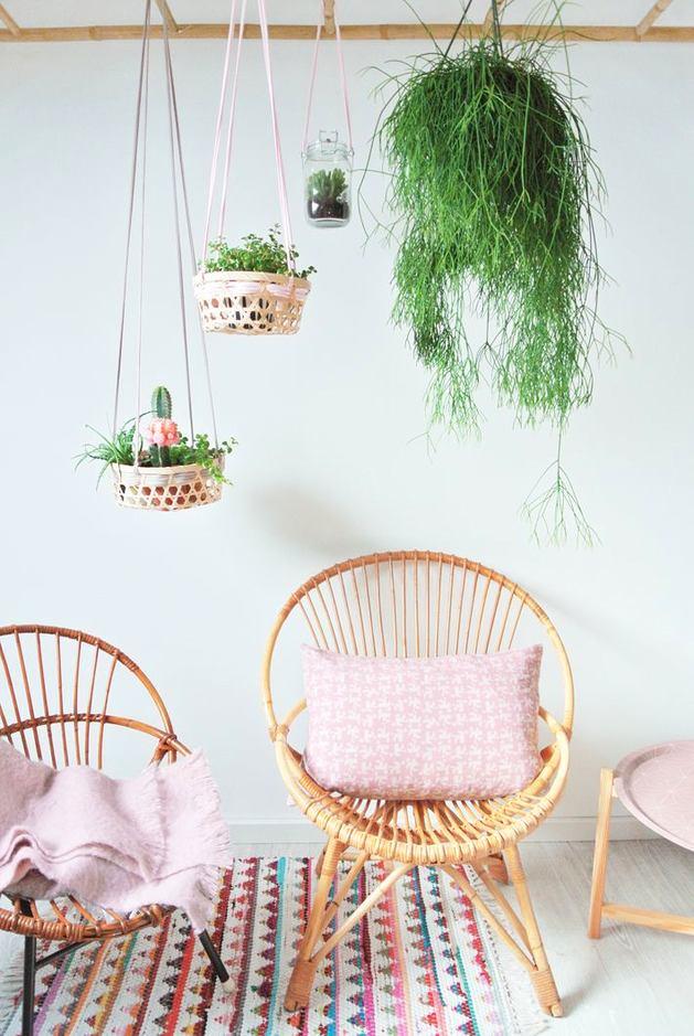 Мебель и предметы интерьера в цветах: желтый, серый, светло-серый, белый, салатовый. Мебель и предметы интерьера в стиле скандинавский стиль.