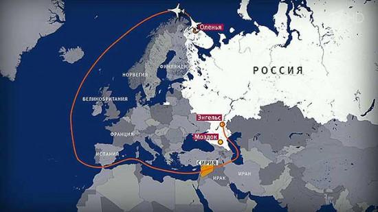 День дальней авиации России, или Как Европа и Турция поддержали ИГ