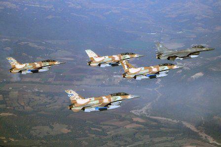 И тут Израиль заплакал… Российские ВКС начали патрулирование неба Ливана?!
