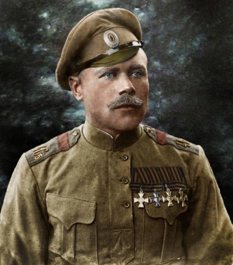 Солдат российской империи