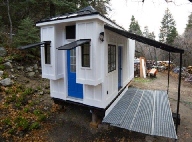Дом, который был построен за 3 месяца — своими руками и с нуля