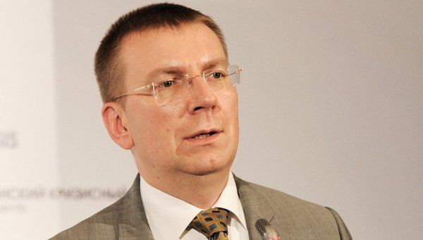 Глава МИД Латвии: Россия может закончить как Германский рейх