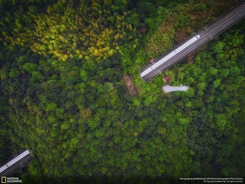 Сквозь пещеру, Гуаньху Гу national geographic, конкурс, красота, природа, удивительно, фото, фотография, фотоподборка