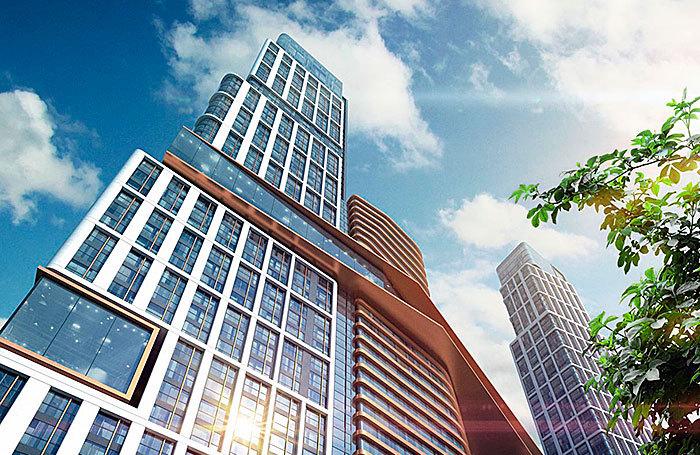 Москва взлетела в рейтинге изменения цен на элитную недвижимость