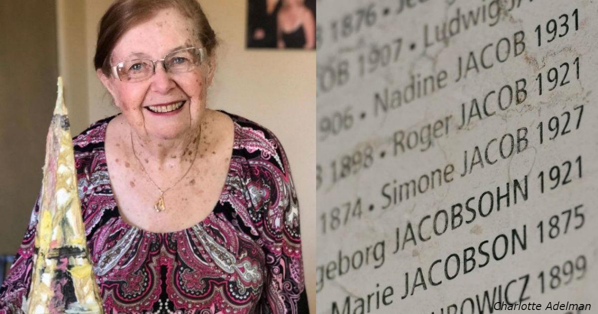 Выжившая после Холокоста встретилась с семьей, которая спасла ее 73 года назад!