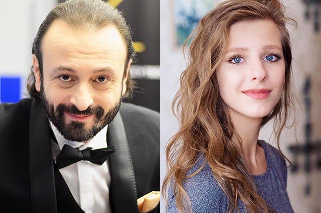 """Илья Авербух рассказал о романе с Лизой Арзамасовой: """"У нас очень нежные отношения"""" Звездные пары"""