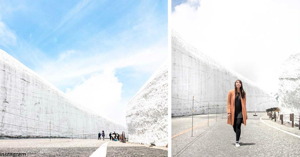 ″Снежный коридор″ в Японии: когда чеÑтный труд ÑтановитÑÑ Ð´Ð¾ÑтопримечательноÑтью