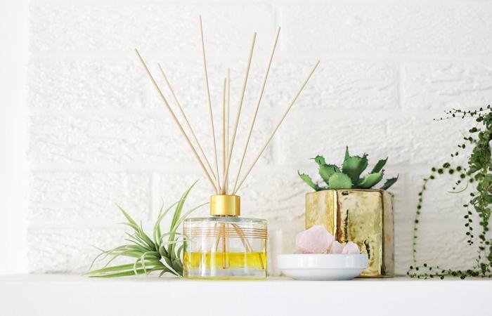 Элементарно: как сделать стильный освежитель-диффузор и наполнить дом изумительным ароматом