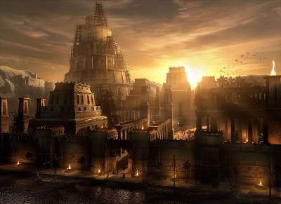 Где прячется третья Римская империя и ее столица Атлантида?