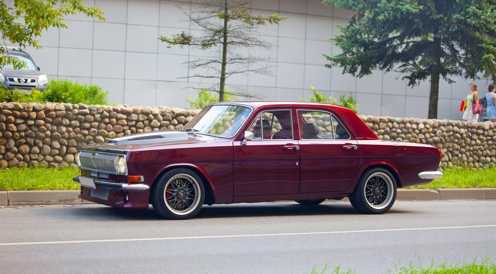 Тюнинг ГАЗ-24 с 3-литровым мотором: больше не «баржа»
