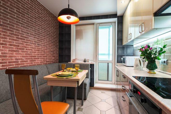 Современный Кухня by Design Interio