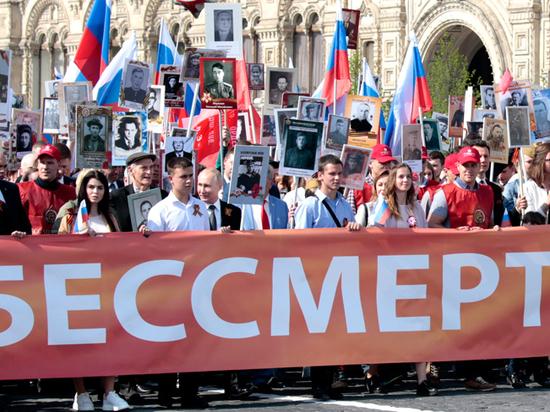 Российские телевизионщики, показывая Путина, потеряли чувство меры 9мая,мнение,общество,патриотизм,Путин,россияне,сми