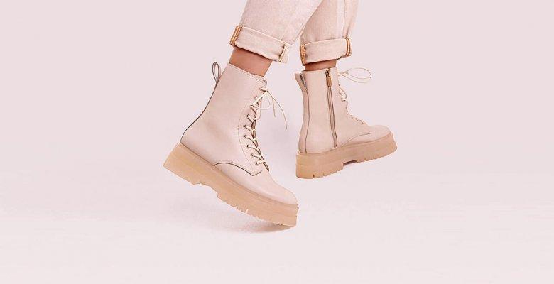 Как носить грубые ботинки ос…