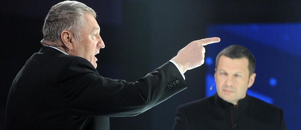 Украину в НАТО, Новороссию - в Россию: Жириновский пророчит, что Путин и Трамп договорятся о разделе мира