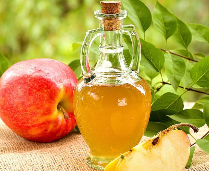Яблочный уксус на страже красоты, здоровья и чистоты