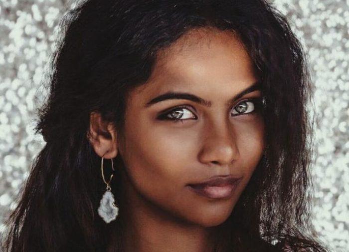 Индийская модель Рауда Атиф   Фото: interesnoznat.com