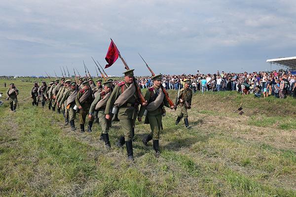Объявлена программа фестиваля «Гумбинненское сражение»