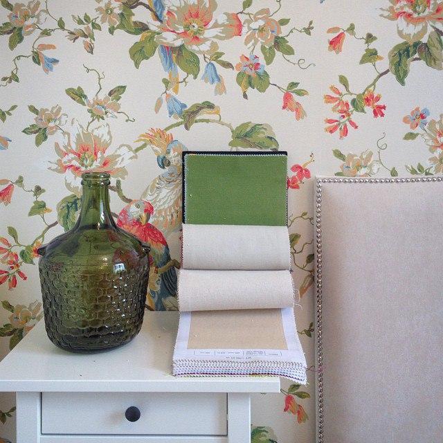 Проект квартиры Pastel: текстиль
