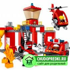 Популярные конструкторы для детей 2012