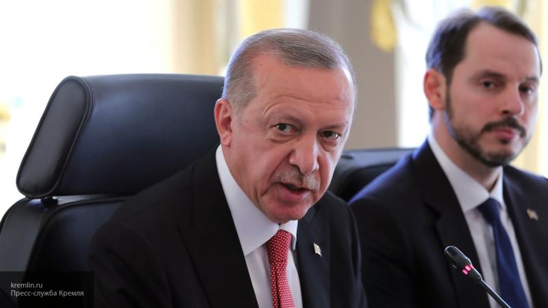 Эрдоган заявил о гибели пяти…