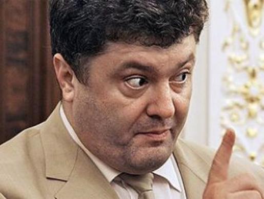 Порошенко угрожает жителям Крыма