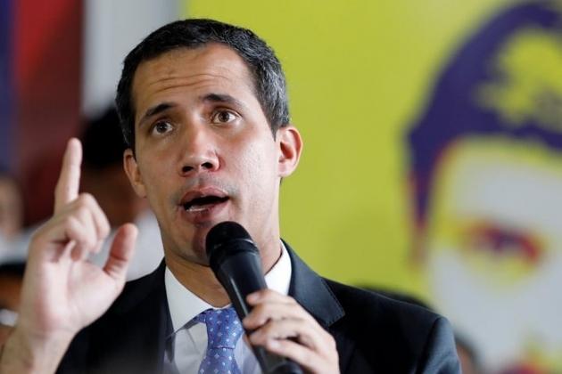 Гуайдо официально запросил у США военное вторжение в Венесуэлу новости,события
