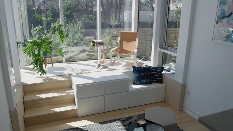 Современный миниатюрный домик | Роскошь и уют Фото