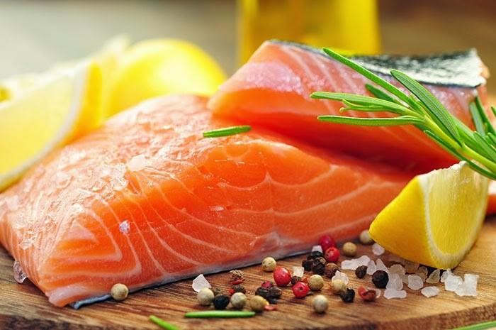 5. Жирная рыба еда, здоровье, продукты