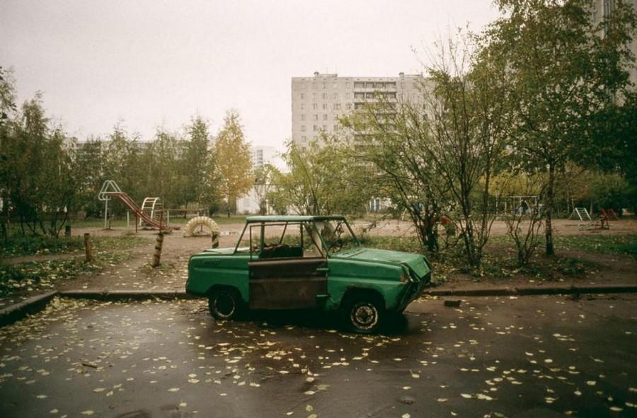 Россия и девяностые