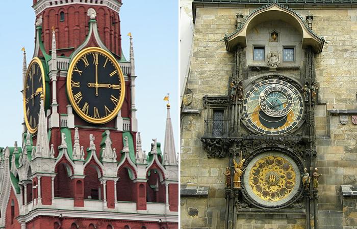 Часы с историей, или 16 необычных городских «украшений»