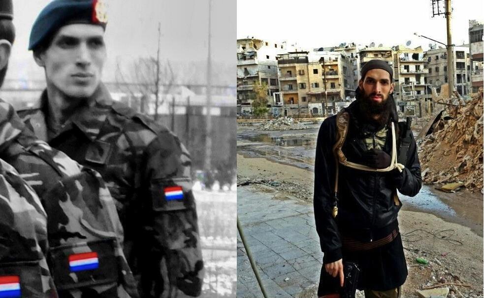 Голландия прекратит спонсировать террористов в Сирии